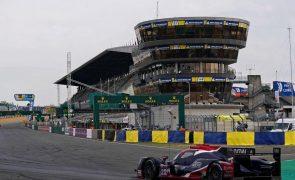 Filipe Albuquerque vence European Le Mans Series