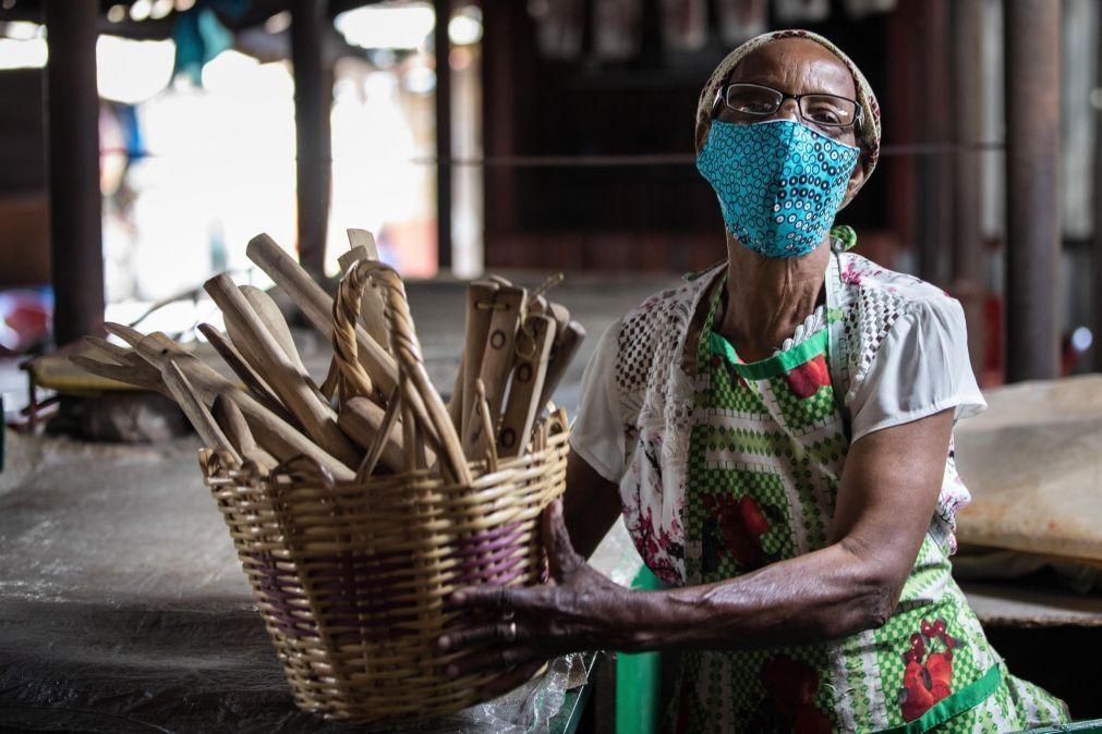 Covid-19: Moçambique ultrapassa 10.000 infeções acumuladas e regista mais um óbito