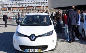 Portugal com a quinta maior percentagem de venda de carros elétricos da Europa