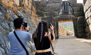 Ilha grega de Creta regista série de sismos de magnitude até 5,2 na escala de Richter