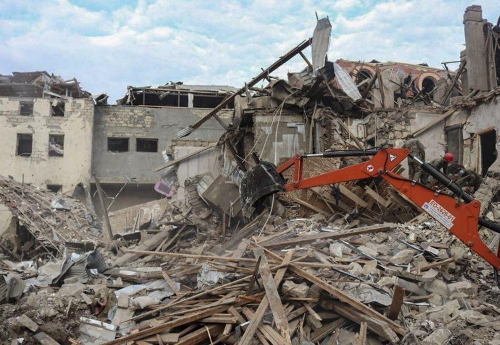 Nagorno-Karabakh: Forças separatistas e exécito do Azerbaijão voltam a violar o cessar-fogo