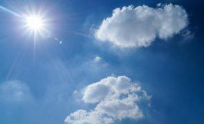 Meteorologia: Previsão do tempo para terça-feira, 13 de outubro