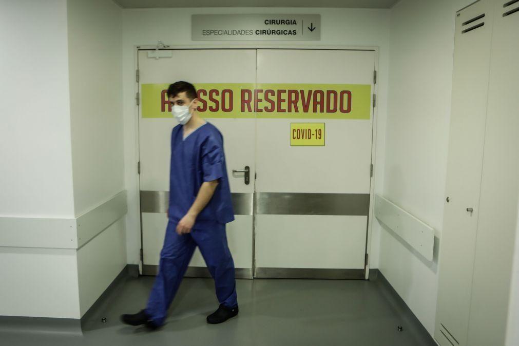 OE2021: Subsídio de risco de 219 euros para quem tratar doentes com covid-19
