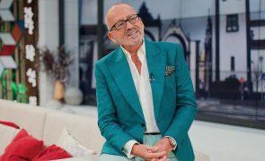 Manuel Luís Goucha vítima de fraude