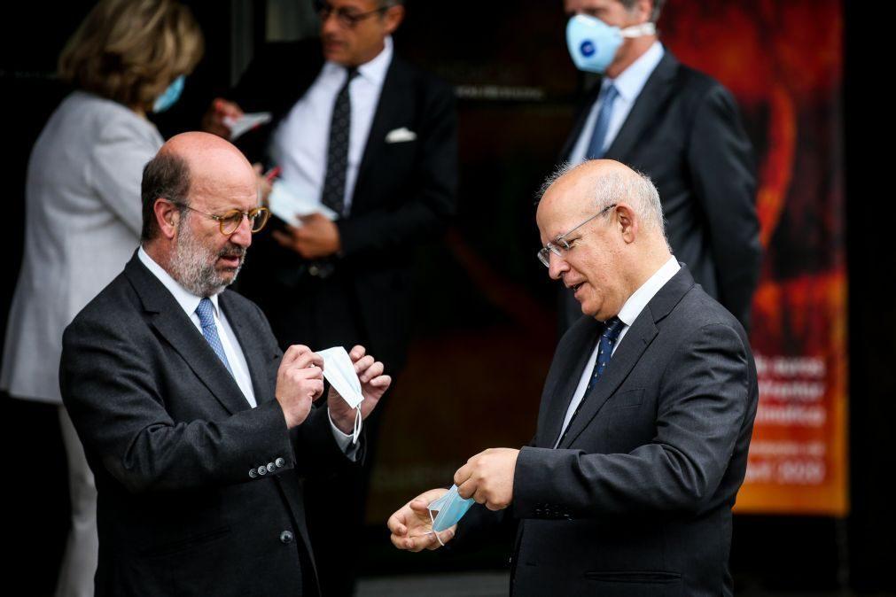 Covid-19: Ministros dos Negócios Estrangeiros e do Ambiente testaram negativo