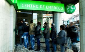OE2021: Governo prevê taxa de desemprego de 8,7% em 2020 e 8,2% em 2021