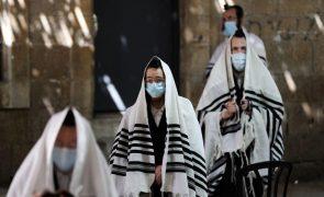 Covid-19: Israel ultrapassa as 2.000 mortes devido à doença