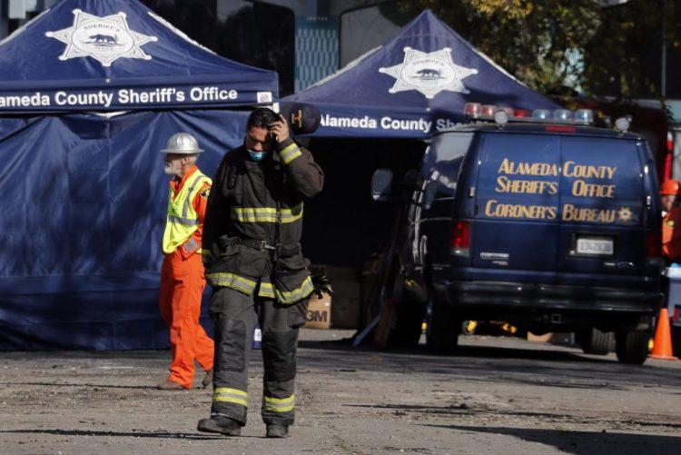 Número de mortos em incêndio na Califórnia sobe para 30 - Polícia