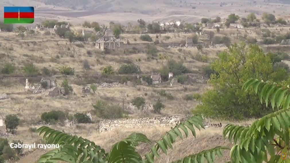 Nagorno-Karabakh: Combates continuam apesar de trégua acordada