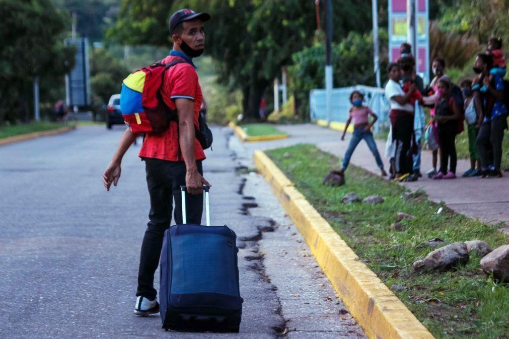 Covid19: Venezuelanos repatriados em quarentena em centros sobrelotados -ONG