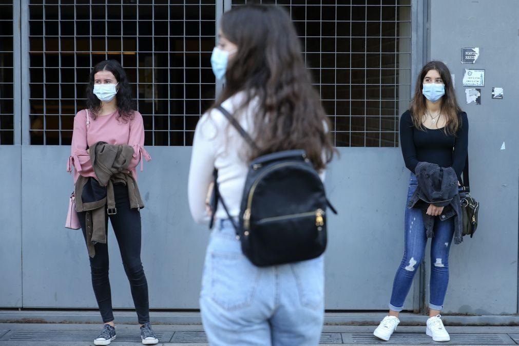 Mais de 100 estudantes de Erasmus que estudam no Porto estão infetados com covid-19