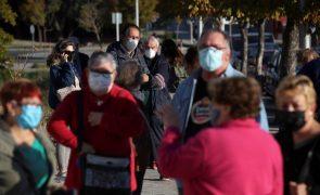Covid-19: Espanha regista 7.118 novos casos e 80 mortes num dia