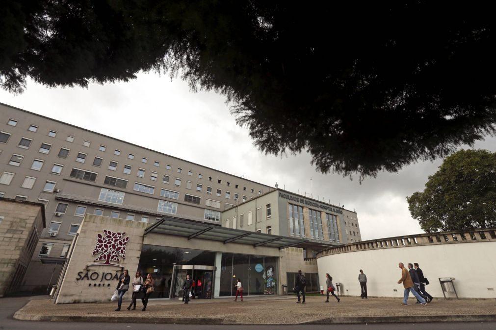 Covid-19: Hospital de São João ativa