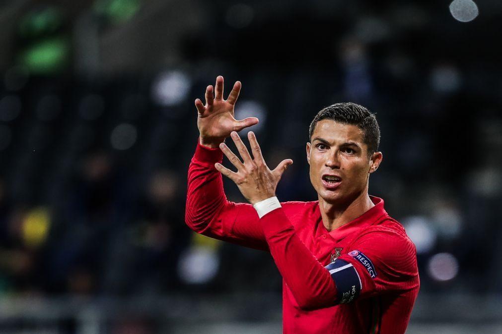 Covid-19 de Cristiano Ronaldo lança alerta à população de que