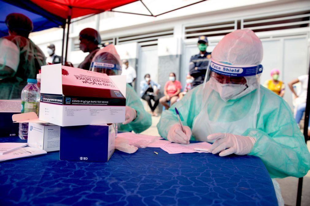 Covid-19: Angola anuncia mais 192 casos e já soma 6.680 infetados