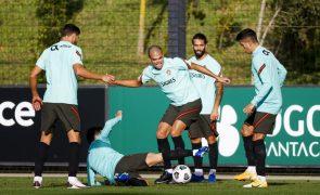 Portugal recebe a Suécia sem Ronaldo para a Liga das Nações