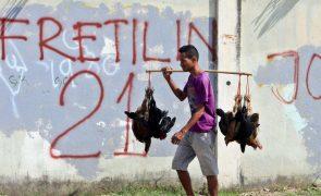 Timor-Leste é segundo pior país no mundo com índice