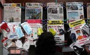 Covid-19: México com mais 475 mortos e 4.295 novos casos