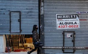 Covid-19: Argentina perto do quinto lugar em número de infetados, apesar de restrições