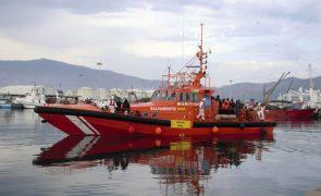 Quarenta e cinco migrantes magrebinos chegam às Ilhas Canárias
