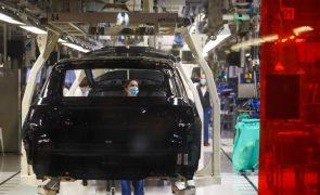 Portugal com maior subida na produção industrial da UE em agosto