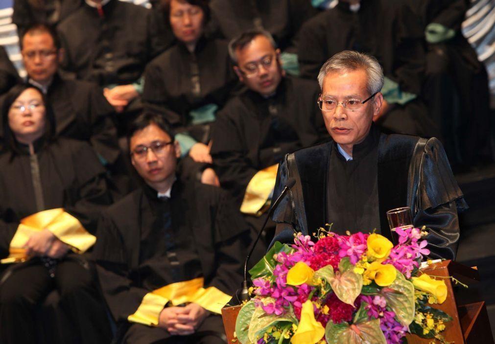 Regime jurídico de Macau inspirado em Portugal deve ser repensado -- presidente do tribunal superior