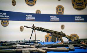 14 suspeitos de tráfico de armas entre os 52 detidos na Operação Ibéria