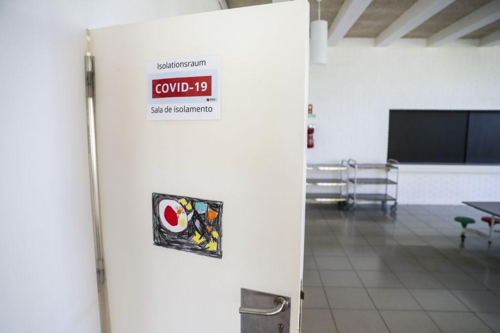 Covid-19. Isolamento passa para 10 dias nos casos assintomáticos ou com sintomas ligeiros