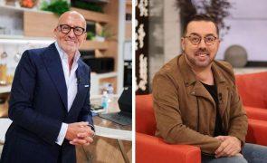 Manuel Luís Goucha Indignado com Flávio Furtado após comentário sobre Tony Lemos