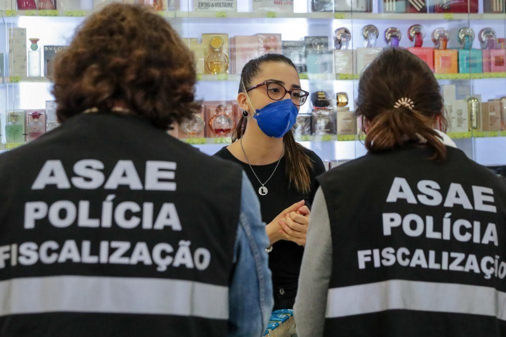 Covid-19: PSP, GNR e ASAE reforçam fiscalização às regras de controlo da pandemia