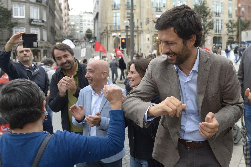 João Ferreira mantém ações de pré-campanha presidencial com