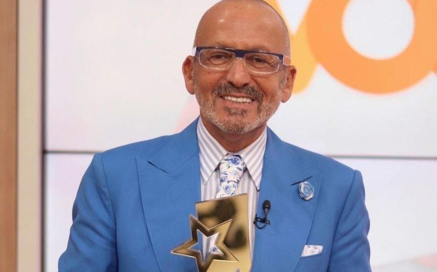 Manuel Luís Goucha está orgulhoso com Troféu Impala: «Claro que sei que sou dos muito bons»