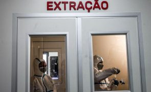 Covid-19: Angola reportou mais 166 infeções e cinco mortes nas últimas 24 horas