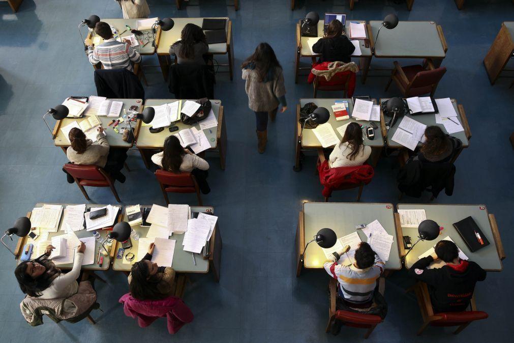 Quase 10 mil colocados na 2.ª fase de acesso ao Ensino Superior, sobraram 4 mil vagas