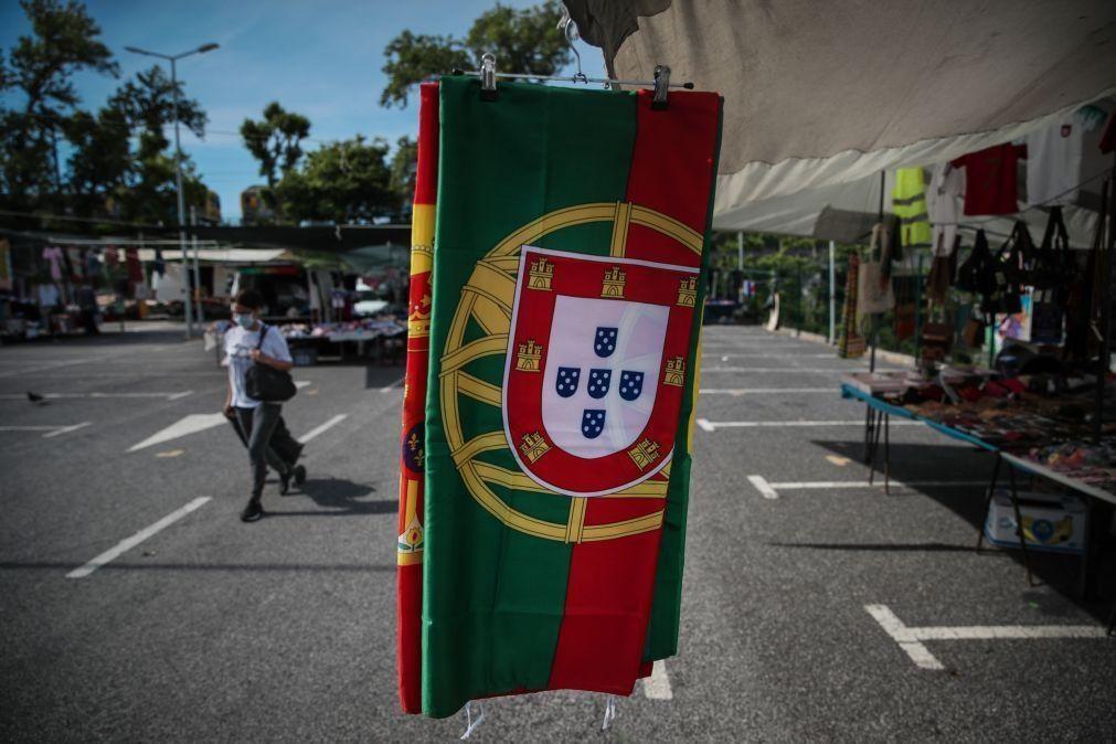 Covid-19: Portugal entrou hoje em situação de calamidade e com novas regras