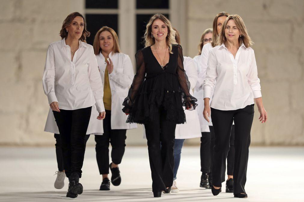 Desfile presencial de Sophia Kah marca arranque da 47.ª edição do Portugal Fashion