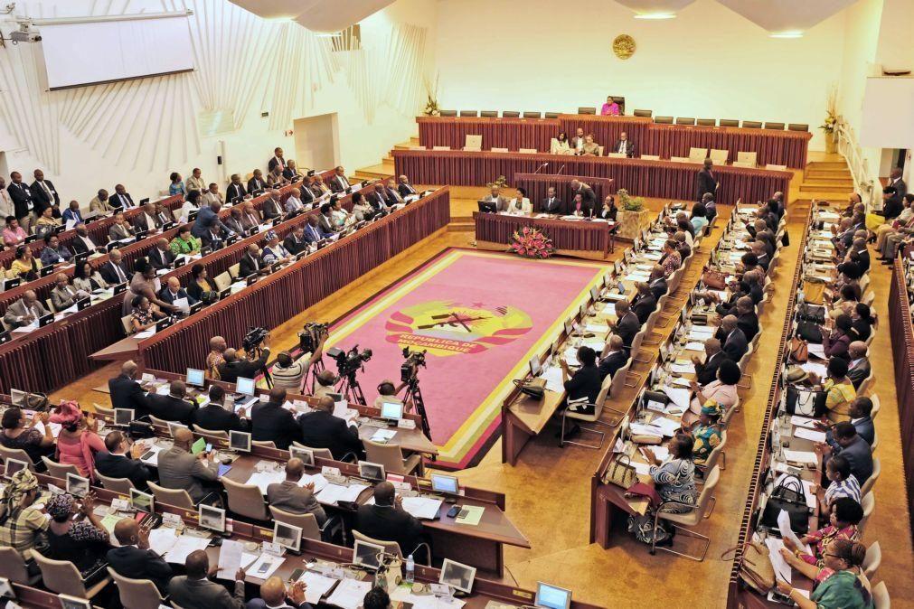 Assembleia da República de Moçambique retoma hoje sessões plenárias