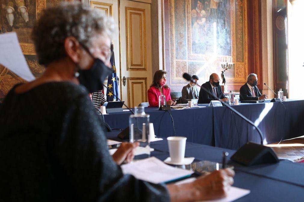 Governo e parceiros sociais reúnem-se hoje para discutir conselho Europeu e Orçamento