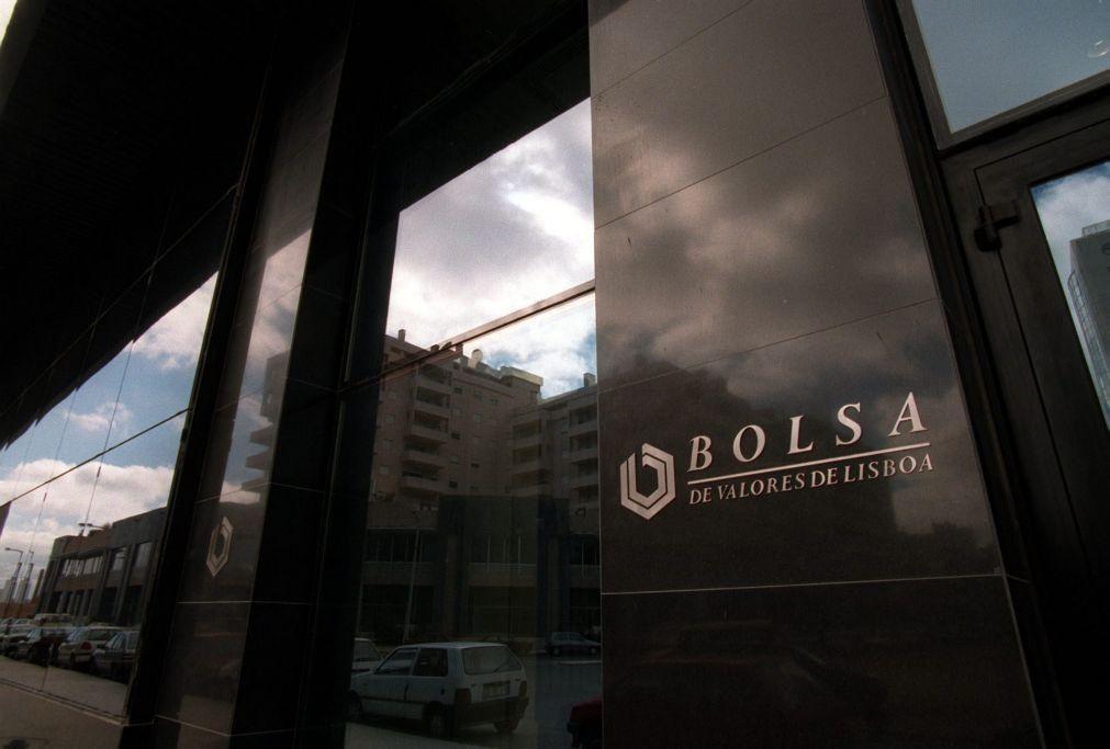 Bolsa de Lisboa inicia sessão a cair 0,86%