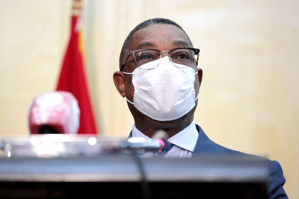 Covid-19: Ministro  do Interior angolano anuncia ter recuperado da doença