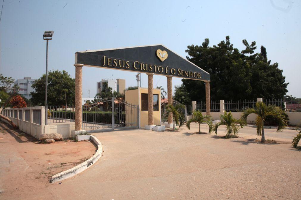 Autoridades angolanas encerram mais quatro templos da IURD