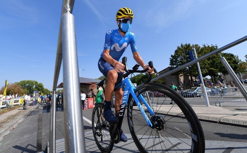 Vuelta: Nelson Oliveira disputa corrida pela sexta vez