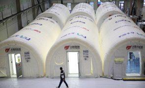 Covid-19: Cidade do norte da China testa dez milhões de pessoas em quatro dias