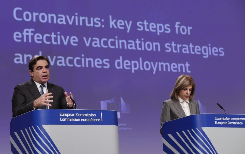 Covid-19: Bruxelas apela contra novo confinamento