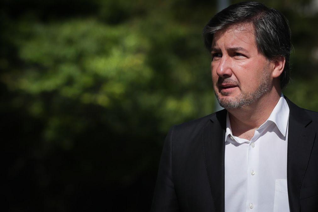 Football Leaks: Bruno de Carvalho desiste de queixa-crime contra Rui Pinto