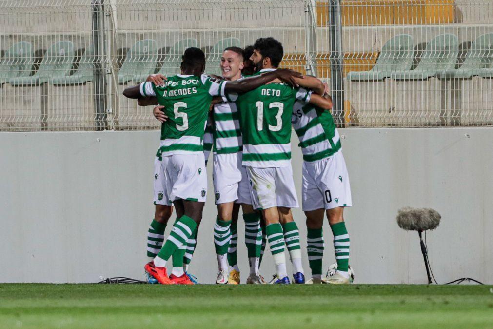 Jogo Sporting-Gil Vicente reagendado para 28 de outubro