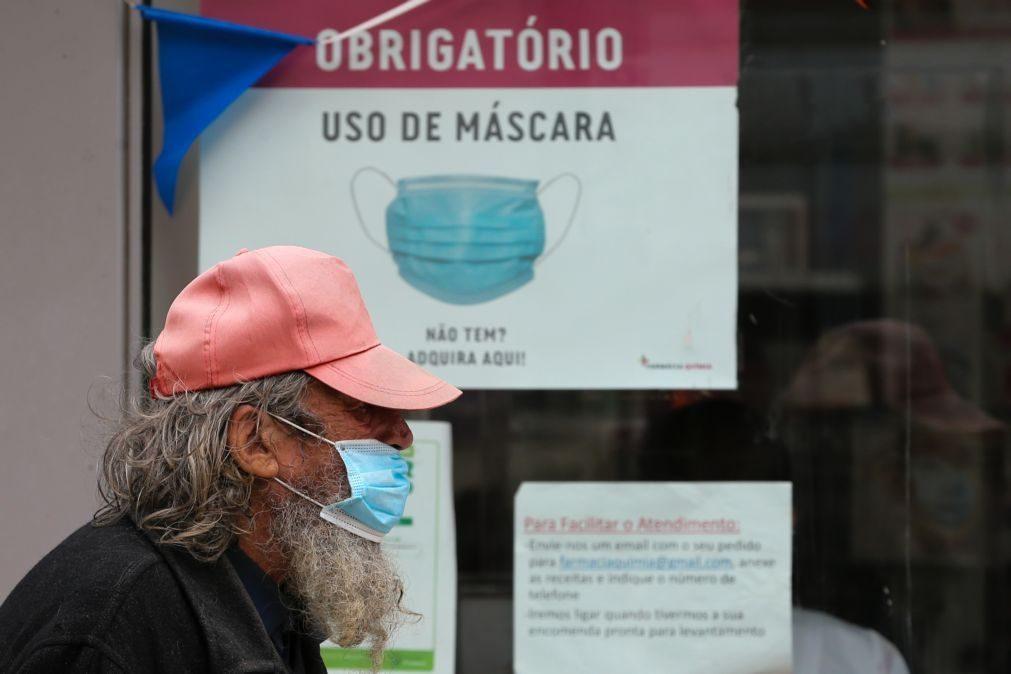 Covid-19: Marcelo realça que uso de máscara é obrigatório em vários países democráticos