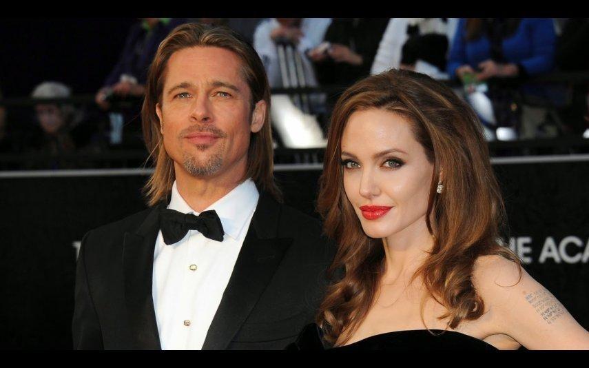 Brad Pitt e Angelina Jolie em tribunal para decidir quem passa o Natal com os filhos