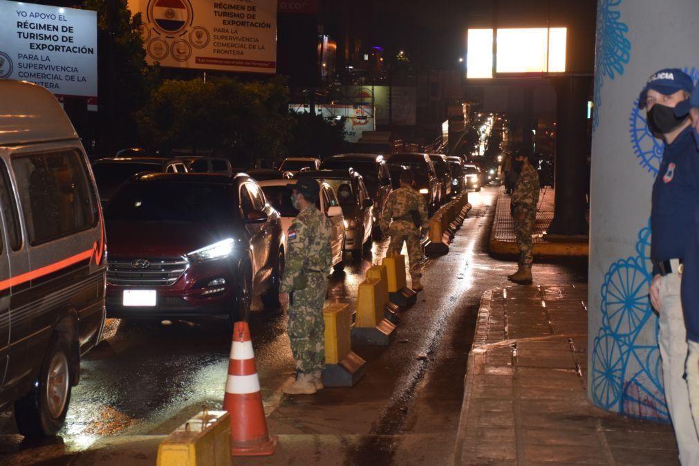 Covid-19: Brasil e Paraguai reabrem três fronteiras terrestres fechadas durante a pandemia