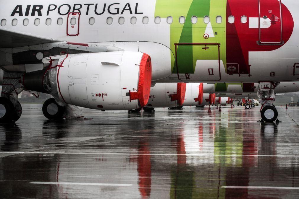 Rotas da TAP criadas no Porto